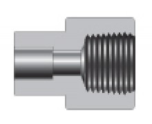 Instrument Weld Fittings Female Connector